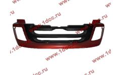 Бампер FN3 красный тягач