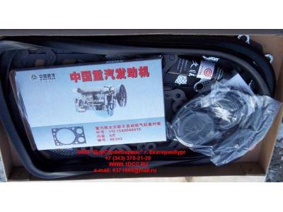 Комплект прокладок на двигатель (сальники КВ, резинки) H3 HOWO (ХОВО) XLB-CK0208 фото 1 Россия