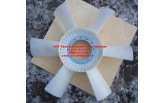 Вентилятор радиатора (на гидромуфту) без кольца d-610H фото Россия