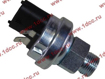Датчик давления масла М18х1,5 (4+2контакта) WP12 SH SHAANXI / Shacman (ШАНКСИ / Шакман) 612600080875 фото 1 Россия
