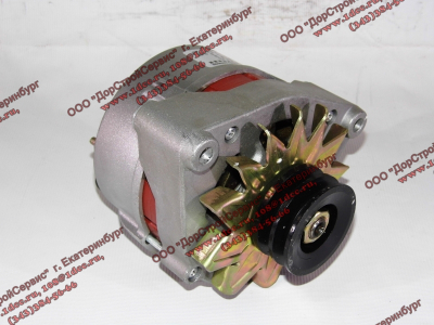 Генератор 28V/55A WD615 (JFZ2150Z1) H2/SH WP10 HOWO (ХОВО) VG1500090010/VG1560090010