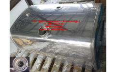 Бак топливный 400 литров алюминиевый F для самосвалов фото Россия