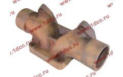 Коллектор выпускной средняя часть WP12 фото Россия
