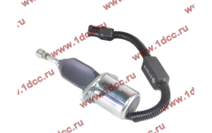 Электропневмоклапан глушения WD615 фото Россия