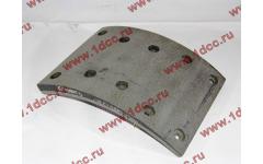 Накладка тормозная передняя большая (10 отверстий) SH фото Россия