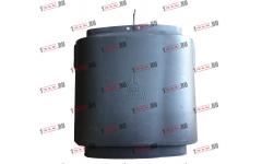 Патрубок воздухозаборника (переходник воздушного фильтра) пластик H фото Россия