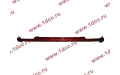 Бампер A7 красный нижний металлический узкий фото Россия