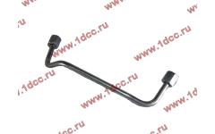 Трубка высокого давления (насос топливный-рампа, изогнутая) H3 фото Россия