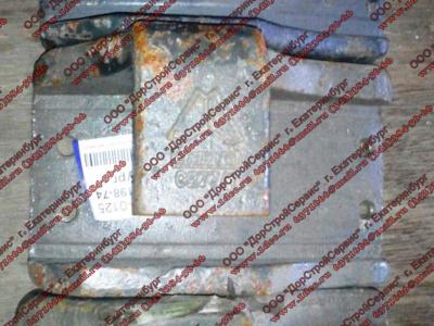 Кронштейн скольжения рессоры задней (Г-образный) H HOWO (ХОВО) WG9725520277 фото 1 Россия