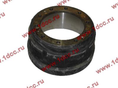 Барабан тормозной передний H2/H3 HOWO (ХОВО) AZ9112440001 фото 1 Россия