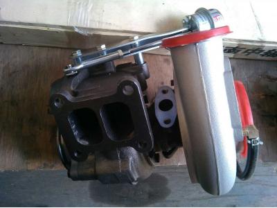Турбина (Турбокомпрессор) D12 A7 миксер HOWO A7 VG1034110120 фото 1 Россия