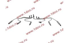 Трубки высокого давления на форсунки H3, комплект 6шт фото Россия