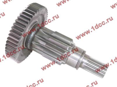 Вал промежуточный делителя (длинный) КПП Fuller 12JS160 SH КПП (Коробки переключения передач) 12JS160T-1707048 фото 1 Россия