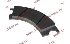 Колодка тормозная Liugong CLG835/856 фото Россия