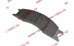 Колодка тормозная CDM 833 фото Россия