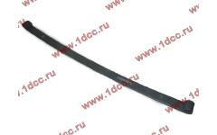 Лист 6х4 №01 передней рессоры L-1870*16*90 (м.ц.-1780) H фото Россия