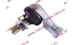 Наконечник тяги КПП правый (внутренняя резьба) М10х1,0, М10х1,0 фото Россия
