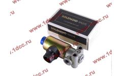 Электропневмоклапан 3-х контактный (нормально-открытый) SH CREATEK фото Россия