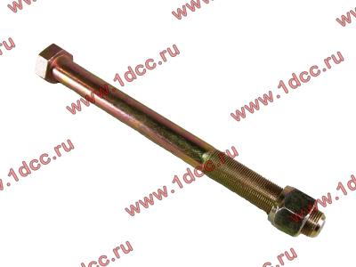 Болт M22х250 крепления реактивной штанг и опорной подушки зад.рессоры H HOWO (ХОВО) Q151B22230 фото 1 Россия