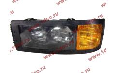 Фара передняя левая SH (Стекло) фото Россия