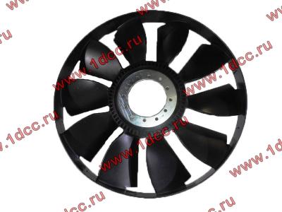 Вентилятор радиатора на гидромуфту d-590 H HOWO (ХОВО) VG1500060047