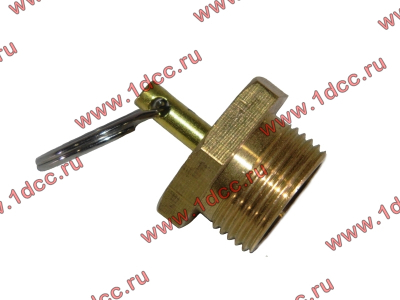 Клапан перепускной ресивера (сброса конденсата) M22х1,5 H HOWO (ХОВО) WG9000360115