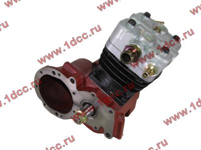 Компрессор пневмотормозов 1 цилиндровый H HOWO (ХОВО) AZ1560130070 фото 1 Россия