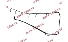 Трубка топливная обратки с форсунок WP10E2 фото Россия