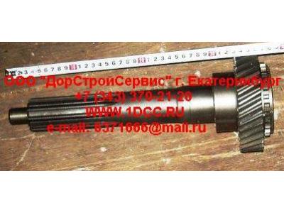 Вал первичный КПП ZF 5S-150GP d-50 H2/H3 КПП (Коробки переключения передач) 2159302060 фото 1 Россия