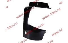 Бампер A7 черный боковая часть правая фото Россия