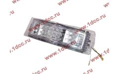 Лампа фары F3000 (поворотник) светодиодный левый SH фото Россия