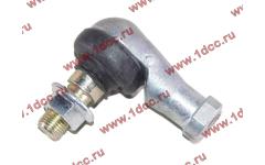 Наконечник тяги КПП левый (внутренняя резьба) М10х1,0, М10х1,0 фото Россия