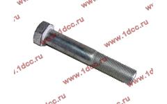 Болт крепления сайлентблока передней рессоры задний SH F3000 фото Россия
