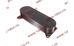 Теплообменник двигателя H2/WP10 фото Россия