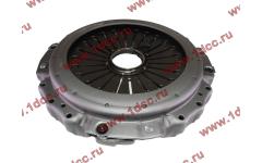 Корзина сцепления 430 мм лепестковая отжимная SH фото Россия