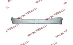 Бампер A7 белый нижний пластиковый тягач фото Россия