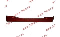 Бампер A7 красный нижний пластиковый тягач фото Россия