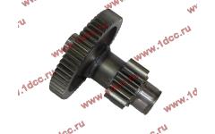 Вал промежуточный делителя (короткий) КПП Fuller 10JSD140 SH фото Россия