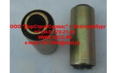 Сайлентблок гидрозамка кабины верхний SH фото Россия