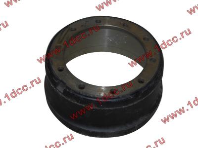 Барабан тормозной передний F FAW (ФАВ) 3501571-4E для самосвала фото 1 Россия