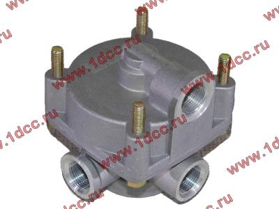 Клапан регулировки тормозных усилий на задние мосты (ускорительный) H HOWO (ХОВО) WG9000360134