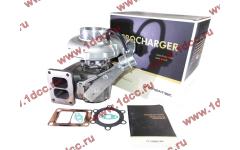 Турбина (Турбокомпрессор) 336 л.с. WD615.69 HX50 H2 CREATEK фото Россия