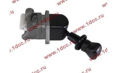Кран стояночного тормоза SH фото Россия