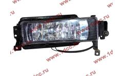 Фара противотуманная бампера правая SH фото Россия