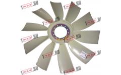 Вентилятор охлаждения двигателя XCMG фото Россия