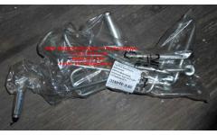 Трубки высокого давления рампа-форсунки, комплект 6шт D12E3 фото Россия