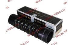 Патрубок радиатора резинотканевый нижний H CREATEK фото Россия