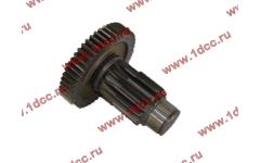 Вал промежуточный делителя (короткий) КПП Fuller 12JS160 SH фото Россия