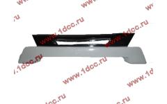 Бампер A7 белый центральная часть фото Россия