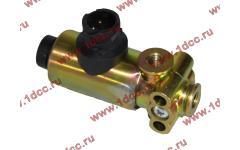 Электропневмоклапан 3-х контактный SH фото Россия